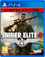 Sniper Elite 4 - Limited Edition [PS4]
