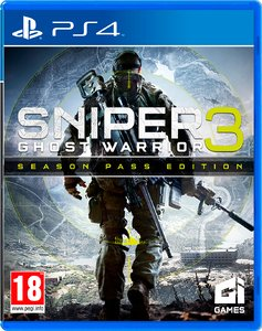 Sniper: Ghost Warrior 3 [PS4]