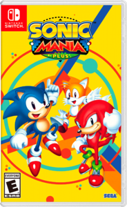 Sonic Mania Plus [Switch]