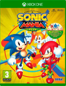 Sonic Mania Plus [Xbox One]