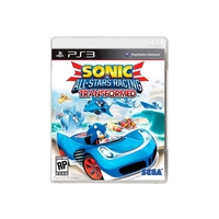 Sonic & All-Star Racing Transformed [PS3]