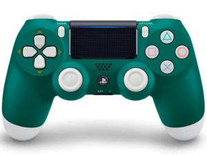 Беспроводной геймпад DualShock 4 «Olympic Geen»  версия 2