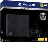 Игровая приставка Sony PlayStation 4 Pro 1TB «Kingdom Hearts III» Limited Edition  + Kingdom Hearts III: Deluxe Edition
