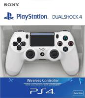 Беспроводной джойстик DualShock 4 Glacier White «Белый цвет» версия 2