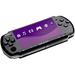 Портативная игровая консоль Sony PlayStation Portable «PSP 3000» + игра BUZZ Brain Bender + чехол