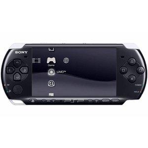 Портативная игровая консоль Sony PlayStation Portable «PSP 3000» + 32GB Memory Stick + 10 игр