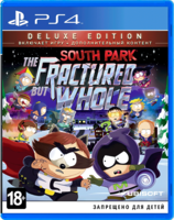 South Park: The Fractured but Whole. Deluxe Edition [PS4]