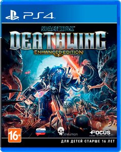 Space Hulk Deathwing. Enchanced Edition
