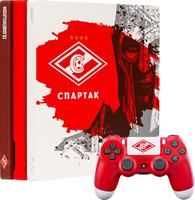 Игровая приставка Sony PlayStation 4 Pro 1TB «Спартак»