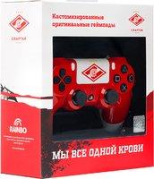 Джойстик DualShock 4 ФК Спартак «красно-белый»