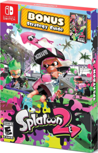 Splatoon 2 Starter Pack with Strategy Guide
