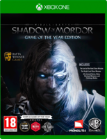 Средиземье: Тени Мордора. Game of the Year Edition [Xbox One]