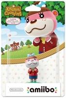 Amiibo. Фигурка Лотти «Animal Crossing Collection»
