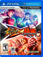 Street Fighter X Tekken [PS Vita]