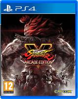 StreetFighter V. Arcade Edition