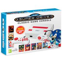 Игровая приставка Sega NES White + 166 встроенных игр