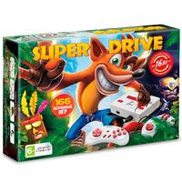 Игровая приставка Sega Super Drive Crash + 166 встроенных игр