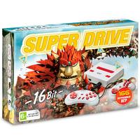 Игровая приставка Sega Super Drive Knack + 166 встроенных игр