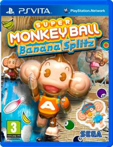 Super Monkey Ball Banana Splitz [ps vita]