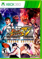 Super Street Fighter IV Arcade Edition [Xbox 360]
