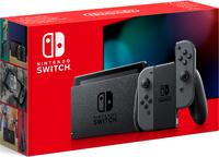 Игровая приставка Nintendo Switch «серый цвет» Обновленная версия