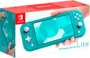 Nintendo Switch Lite «бирюзовый цвет»