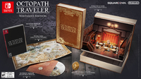 Octopath Traveler: Traveler's Compendium Edition