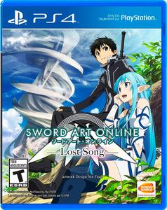 Sword Art Online: Lost Song [PS4]