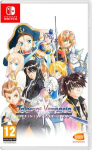 Tales of Vesperia. Definitive Edition [switch]