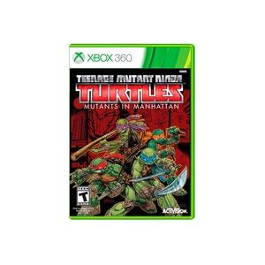 Teenage Mutant Ninja Turtles Mutant in Manhattan [Xbox 360]