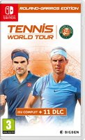 Tennis World Tour. Roland-Garros Edition