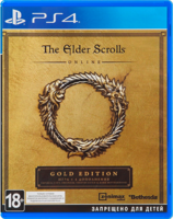 The Elder Scrolls Online - Gold Edition [PS4]