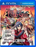 The Legend of Heroes: Trails of Cold Steel II [ps vita]