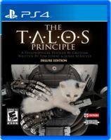 The Talos Principle. Deluxe Edition [PS4]
