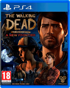 The Walking Dead: A New Frontier [PS4]