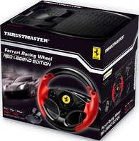 Thrustmaster Ferrari Racing Wheel Red Legend с педалями PS3