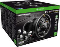 Руль игровой с педалями Thrustmaster TX Racing Wheel Leather Edition