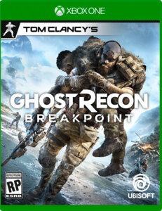 Tom Clancy`s Ghost Recon: Breakpoint [Xbox One]