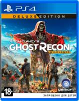 Tom Clancy's Ghost Recon: Wildlands - Deluxe Edition [PS4]