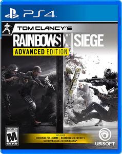 Tom Clancy's Rainbow Six: Осада. Advanced Edition