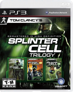 Tom Clancy's Splinter Cell Trilogy. Classic HD