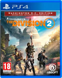 Tom Clancy's The Division 2. Washington D.C. Edition [PS4]