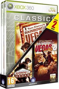 """Комплект из 2-х игр: """"Tom Clancy`s Rainbow Six: Vegas"""" + """"Tom Clancy`s Rainbow Six: Vegas 2"""""""