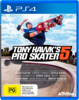 Tony Hawk`s Pro Skater 5