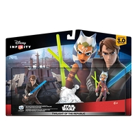 Disney. Infinity 3.0 Набор «2+1». «Star Wars: Twillight of the Republic»