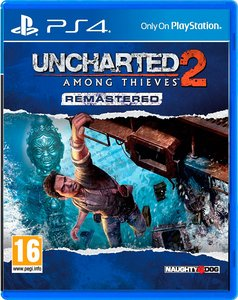 Uncharted 2: Among Thieves Remastered [PS4]
