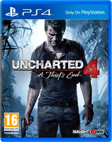 Uncharted 4: Путь вора [PS4]
