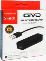 Проводной адаптер «OIVO» USB Network Adapter IV-SW037 для Nintendo Switch