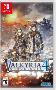 Valkyria Chronicles 4 [nintendo switch]