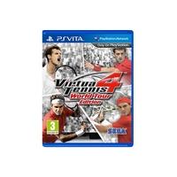 Virtua Tennis 4: Мировая серия [PS Vita]